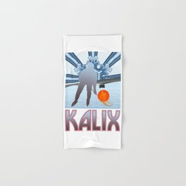 Kalix Winter Hand & Bath Towel
