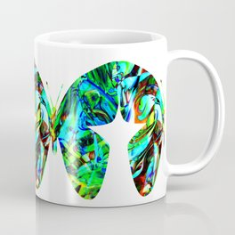 Fluid Butterfly  Coffee Mug