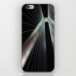 Arthur Ravenel Jr. Bridge iPhone Skin