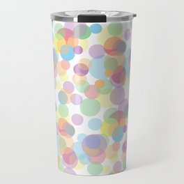 sickly dots Travel Mug