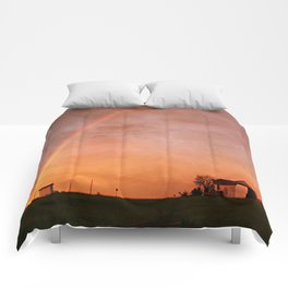 After The Storm Comforters