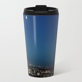 l.a. blur Travel Mug