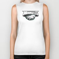 nfl Biker Tanks featuring Philadelphia Wookies - NFL by Steven Klock