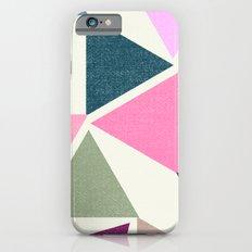 SPRING TRIANGLES Slim Case iPhone 6s