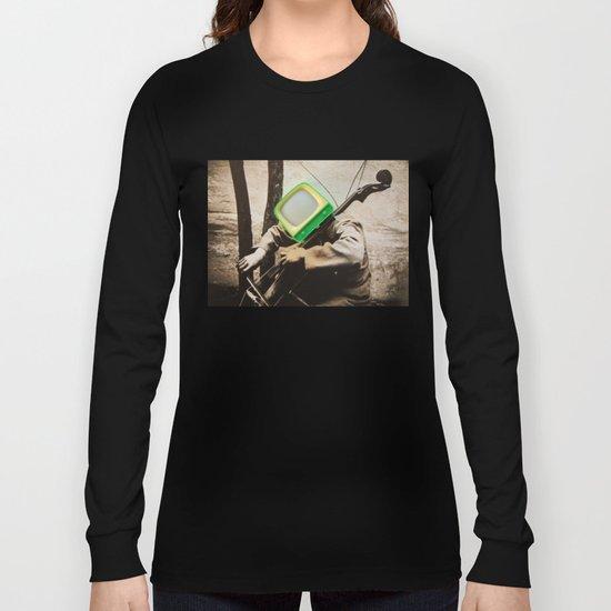 Bass TV Long Sleeve T-shirt