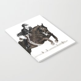 Horse (Jumper II) Notebook
