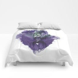 Allie's Vulva Print No.3 Comforters