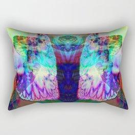 coast of facets Rectangular Pillow