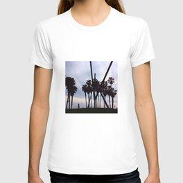 K Town Beach T-shirt