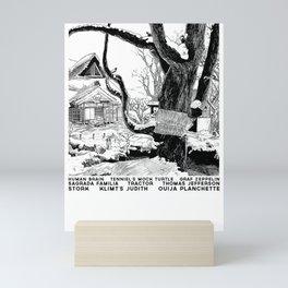 Hidden Picture Fun! Mini Art Print