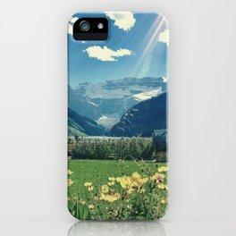 Lake Louise Dream iPhone Case