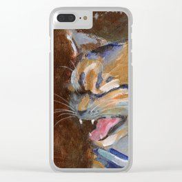 Jerry Clear iPhone Case