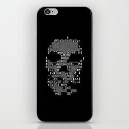 Watchdogs Digital Skull iPhone Skin