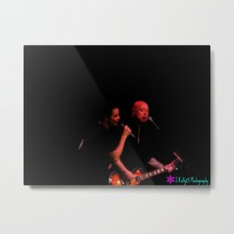 TRAIN - PAT MONAHAN & JIMMY STRAFFORD Metal Print