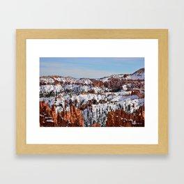 Bryce Canyon - Sunset Point Framed Art Print