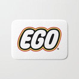 ego is not your amigo Bath Mat