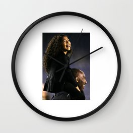 RIP 24 Wall Clock