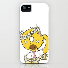 But I'm so sweet and tasty iPhone Case