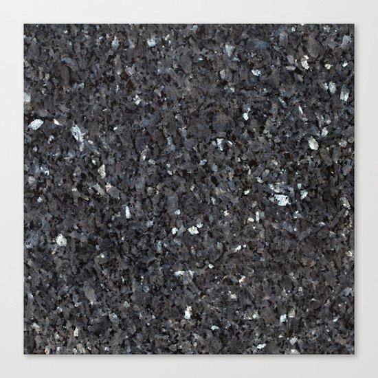 Labrador Emerald Pearl Granite Canvas Print