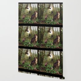 Forest Animals Wallpaper
