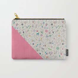 Pez Otomi pink by Ana Kane Carry-All Pouch