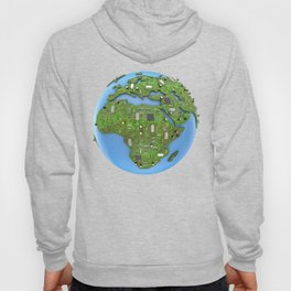 Data Earth Hoody