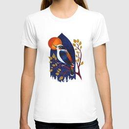 Window Bird T-shirt
