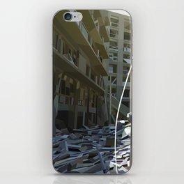 Dereliction iPhone Skin