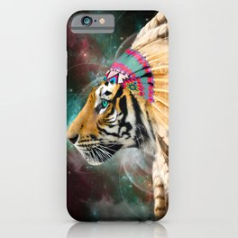 Fight For What You Love (Chief of Dreams: Tiger) Tribe Series iPhone Case