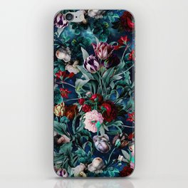 NIGHT FOREST X iPhone Skin