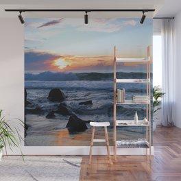 Morning Waves Wall Mural