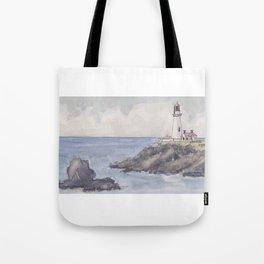 Light House Tote Bag