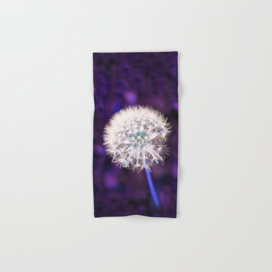 Dandelion Hand & Bath Towel