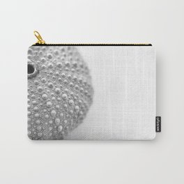 Urchin Black and White Carry-All Pouch