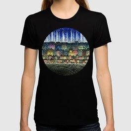 Crowded Haunts T-shirt