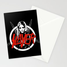 Vampire Slayer Stationery Cards