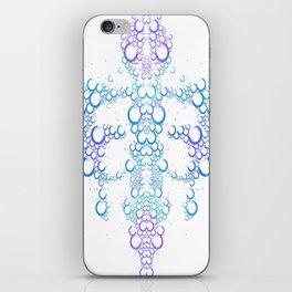Ink Blot (Light) iPhone Skin