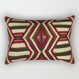 Earth Diamonds Rectangular Pillow
