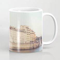 Paris Morning Mug