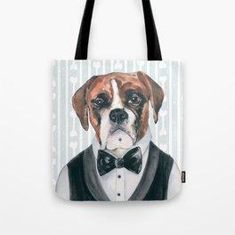 Bobby Boxer Tote Bag