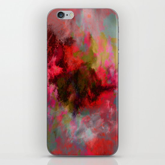 It'll Be Too Late iPhone & iPod Skin