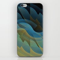wings iPhone & iPod Skins featuring Wings by David Lee