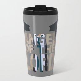 Angel of the lord Travel Mug