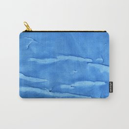 Sky blue Carry-All Pouch