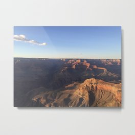 Everything the Light Touches Metal Print