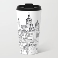 Cogolludo Sunrise (line) Travel Mug