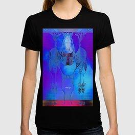 Tie Dye Scribble T-shirt
