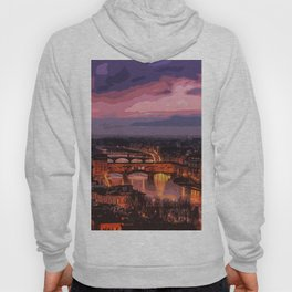 Florence, beauty of Italy Hoody