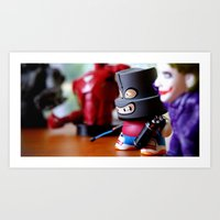 toy story Art Prints featuring Toy Story by Alexandros Kosmidis