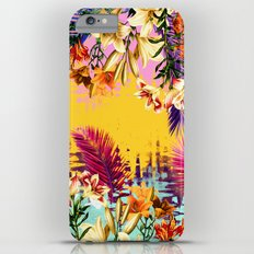 Tropical Time Slim Case iPhone 6 Plus
